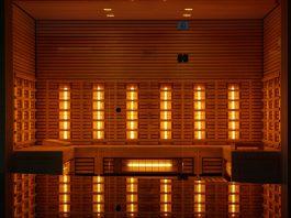 Sauna infrarossi