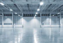 pavimento industriale in resina
