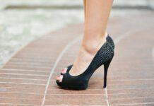 scarpe alta moda
